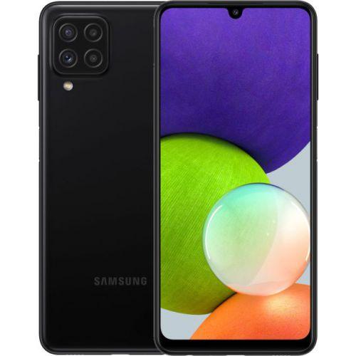 Samsung Galaxy A22 4/64GB Черный (RU)