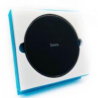 Беспроводное зарядное устройство Hoco Round Черная