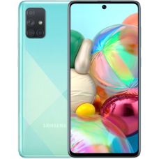 Samsung Galaxy A71 128GB Голубой (RU)
