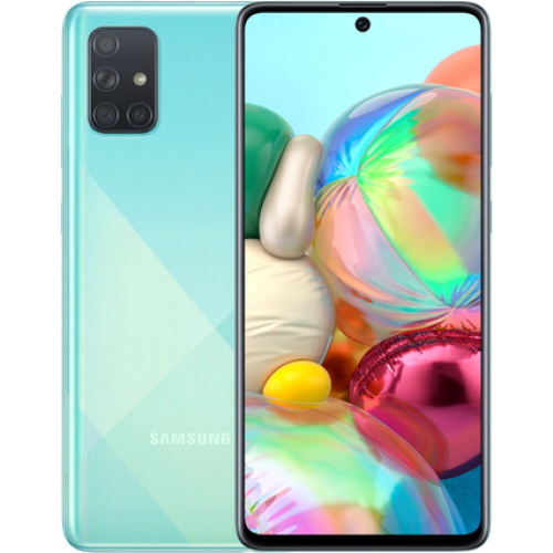 Samsung Galaxy A71 128GB Голубой (RU)