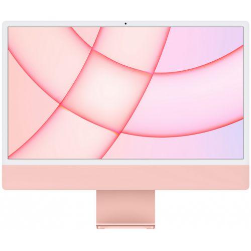 "Apple iMac 24"" Retina 4,5K, M1 (8-core GPU), 8 ГБ, 512 ГБ (розовый)"
