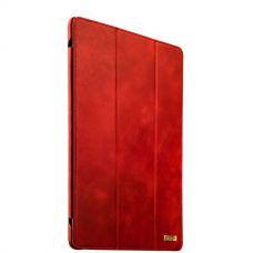 """Чехол кожаный i-Carer iPad Pro (12.9"""") Vintage Series Красный"""
