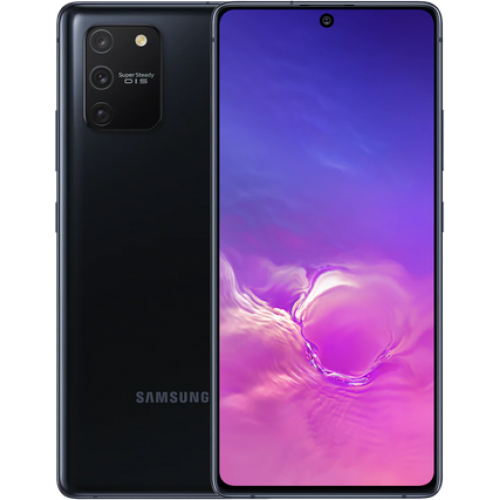 Samsung Galaxy S10 Lite 128GB Черный (RU)