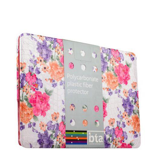 Защитный чехол-накладка BTA-Workshop для MacBook Pro Retina 15 вид 5 (цветы)