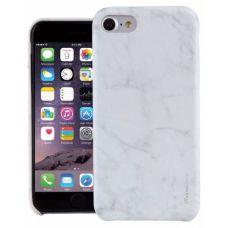 Чехол Uniq  для iPhone 7/8 Marbre White