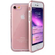 Чехол Uniq  для iPhone 7/8 Aeroport Pink Gold
