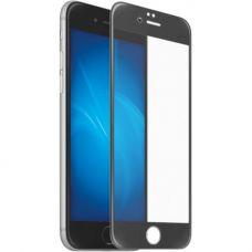 Стекло защитное 5D для iPhone 6/ 6s Черное