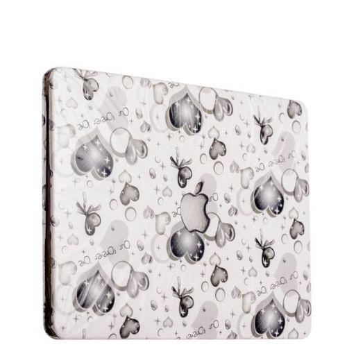 Защитный чехол-накладка BTA-Workshop для MacBook Pro 13 вид 17 (наша любовь навсегда)