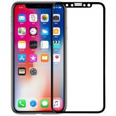 Стекло защитное 5D для iPhone XR Глянцевое