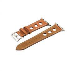 Ремешок кожаный COTEetCI LEATHER с отверствиями для Apple Watch 42мм