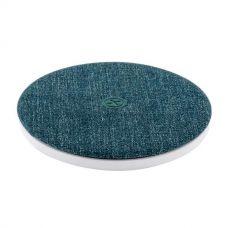 Беспроводное зарядное устройство XOOMZ Fabric Wireless ткань