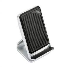 Беспроводное зарядное устройство Hoco CW11 Wisewind Silver