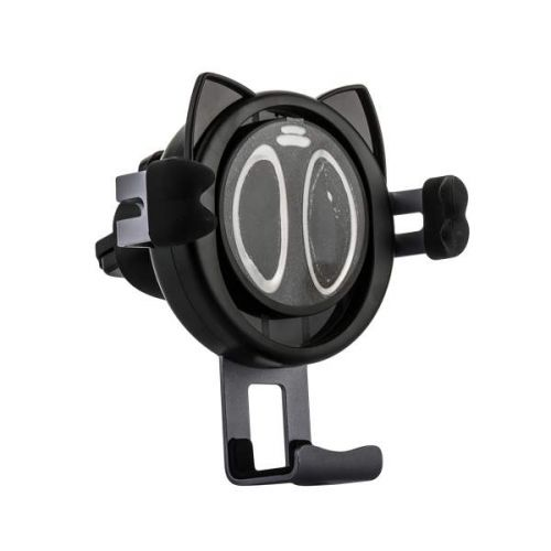 Автомобильное беспроводное Qi зарядное устройство Remax Черное
