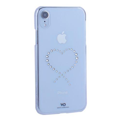 Чехол White Diamonds Eternity для iPhone XR с кристаллами Swarovski