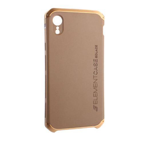 Чехол Element Case для Apple iPhone XR Золотистый