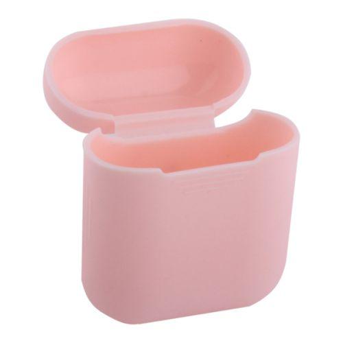 Чехол силиконовый Deppa для AirPods 1.4мм Розовый