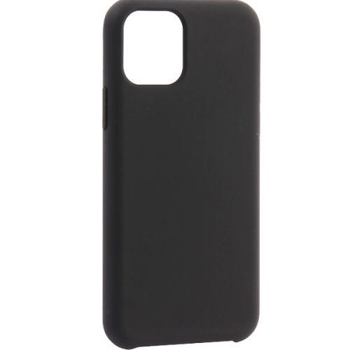 Чехол-накладка силиконовый TOTU Brilliant Series Silicone Case для iPhone 11 Pro Черный