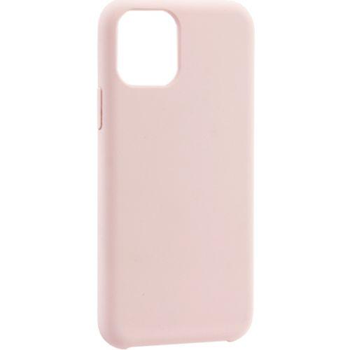 Чехол-накладка силиконовый TOTU Brilliant Series Silicone Case для iPhone 11 Pro Розовый песок