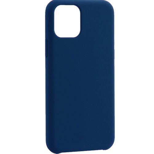 Чехол-накладка силиконовый TOTU Brilliant Series Silicone Case для iPhone 11 Pro Синий