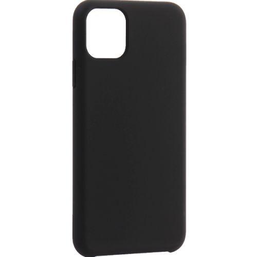 Чехол-накладка силиконовый TOTU Brilliant Series Silicone Case для iPhone 11 Pro Max Черный