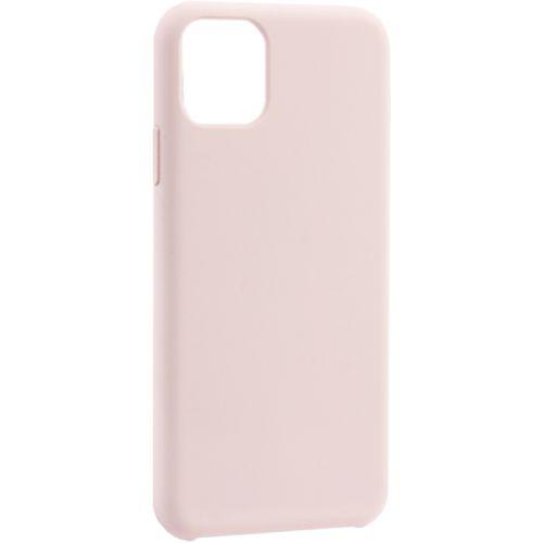 Чехол-накладка силиконовый TOTU Brilliant Series Silicone Case для iPhone 11 Pro Max Розовый песок