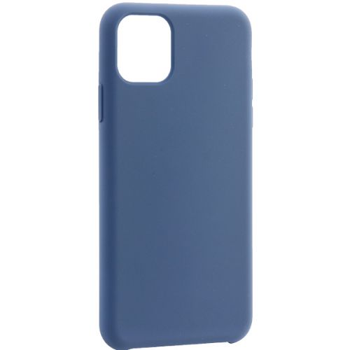 Чехол-накладка силиконовый TOTU Brilliant Series Silicone Case для iPhone 11 Pro Max Синий