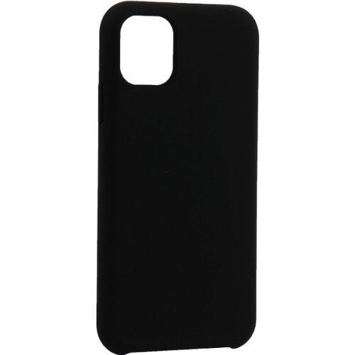 Чехол-накладка силиконовый TOTU Brilliant Series Silicone Case для iPhone 11 Черный