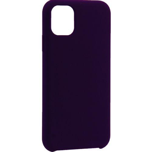 Чехол-накладка силиконовый TOTU Brilliant Series Silicone Case для iPhone 11 Фиолетовый