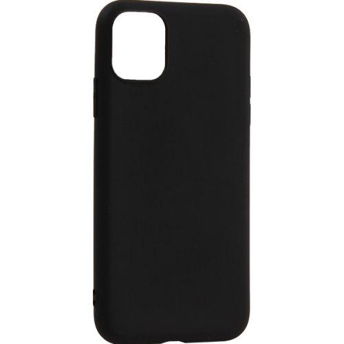 Чехол-накладка силикон Deppa Gel Color Case Basic для iPhone 11 0.8мм Черный