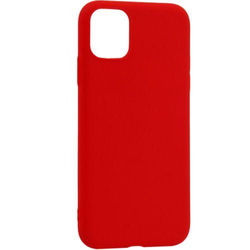 Чехол-накладка силикон Deppa Gel Color Case Basic для iPhone 11 Pro 0.8мм Красный