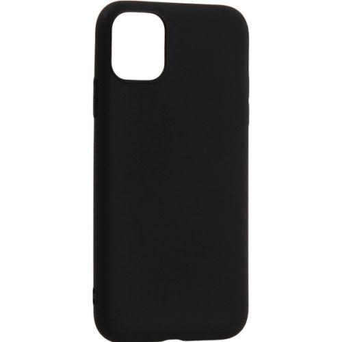 Чехол-накладка силикон Deppa Gel Color Case Basic для iPhone 11 Pro Max 0.8мм Черный