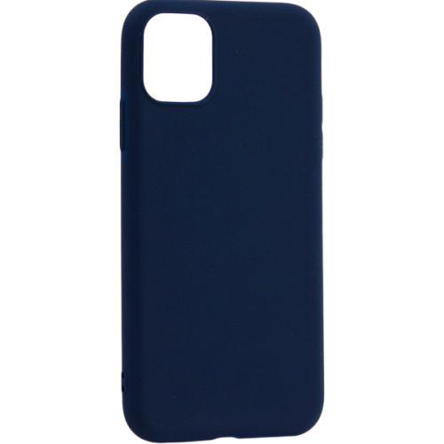 Чехол-накладка силикон Deppa Gel Color Case Basic для iPhone 11 Pro Max 0.8мм Синий