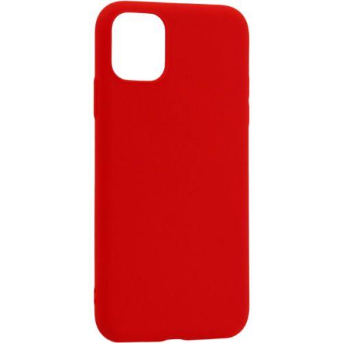 Чехол-накладка силикон Deppa Gel Color Case Basic для iPhone 11 Pro Max 0.8мм Красный
