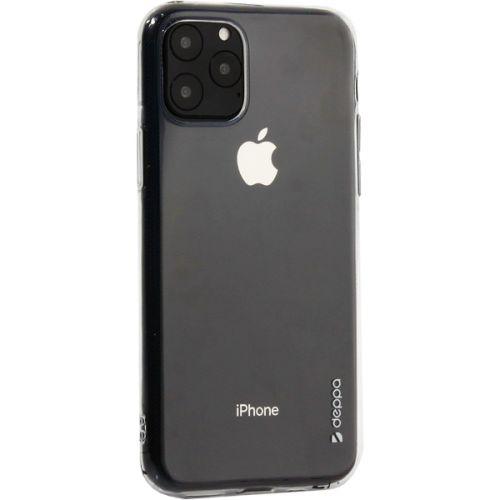Чехол-накладка силикон Deppa Gel Case для iPhone 11 Pro 1.0мм Прозрачный