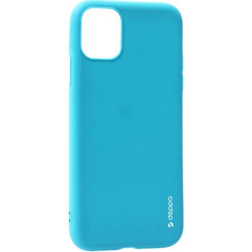Чехол-накладка силикон Deppa Gel Color Case для iPhone 11 1.0мм Синий