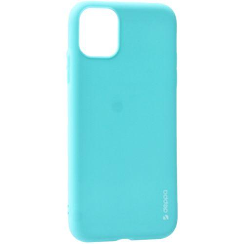 Чехол-накладка силикон Deppa Gel Color Case для iPhone 11 1.0мм Мятный