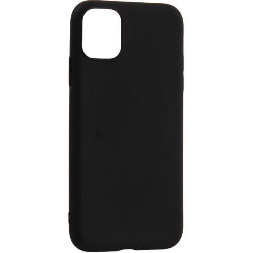 Чехол-накладка силикон Deppa Gel Color Case для iPhone 11 1.0мм Черный