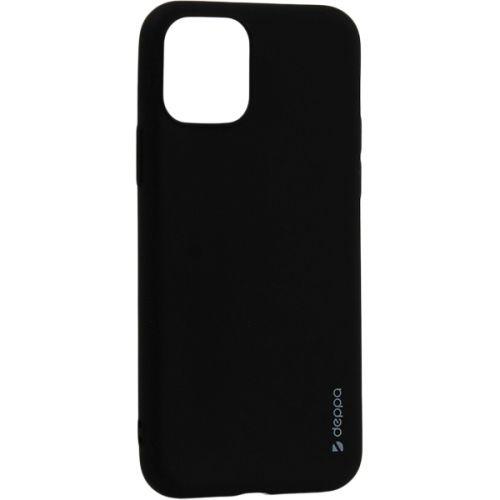 Чехол-накладка силикон Deppa Gel Color Case для iPhone 11 Pro 1.0мм Черный