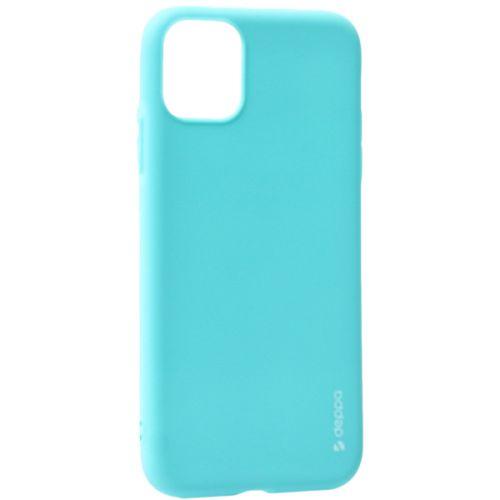 Чехол-накладка силикон Deppa Gel Color Case для iPhone 11 Pro Max 1.0мм Мятный