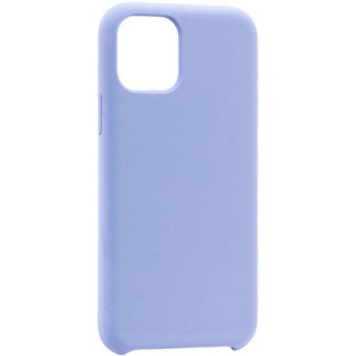 Чехол-накладка силикон Deppa Liquid Silicone Case для iPhone 11 1.5мм Лавандовый