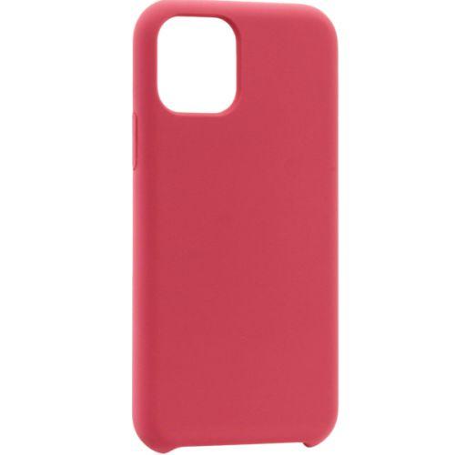 Чехол-накладка силикон Deppa Liquid Silicone Case для iPhone 11 1.5мм Фуксия