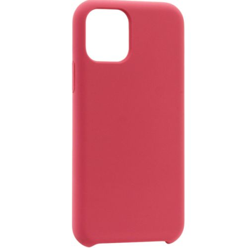 Чехол Deppa Liquid Silicone Case для iPhone 11 1.5мм Фуксия