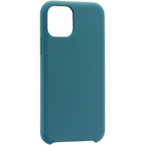 Чехол-накладка силикон Deppa Liquid Silicone Case для iPhone 11 1.5мм Синий