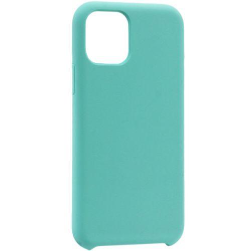 Чехол Deppa Liquid Silicone Case для iPhone 11 1.5мм Мятный