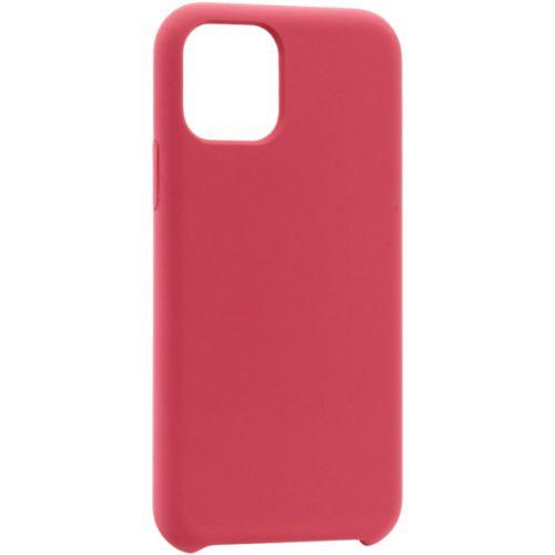 Чехол-накладка силикон Deppa Liquid Silicone Case для iPhone 11 Pro Max 1.5мм Фуксия