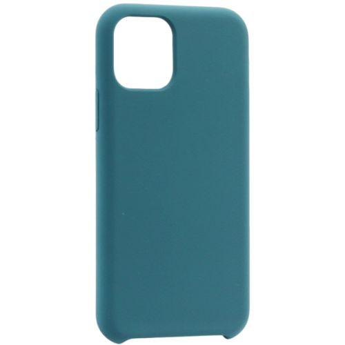 Чехол-накладка силикон Deppa Liquid Silicone Case для iPhone 11 Pro Max 1.5мм Синий
