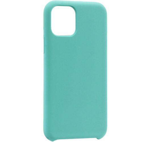 Чехол-накладка силикон Deppa Liquid Silicone Case для iPhone 11 Pro Max 1.5мм Мятный