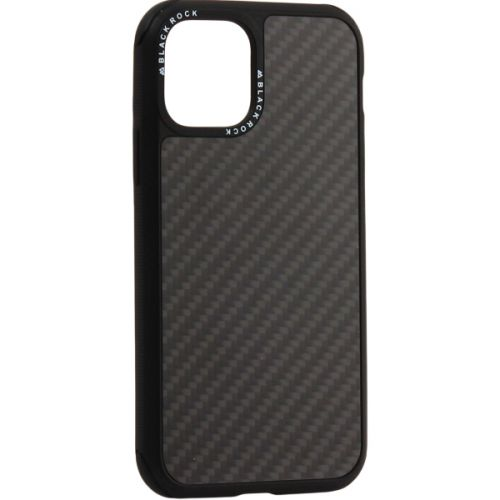 Чехол-накладка Black Rock Robust Case Real Carbone для iPhone 11 Pro противоударный Черный