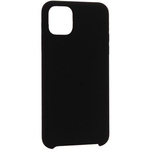 Чехол-накладка силикон Deppa Liquid Silicone Case для iPhone 11 Pro Max 1.5мм Черный