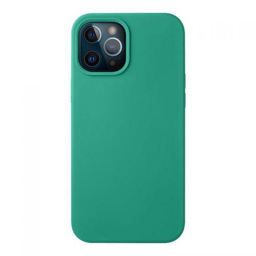 "Чехол-накладка силикон Deppa Liquid Silicone Case D-87721 для iPhone 12 Pro Max (6.7"") 1.7мм Зеленый"